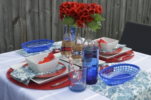Nautical Tablesetting III