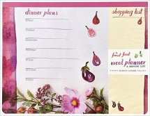 Forest Feast meal Planning and Shopping List